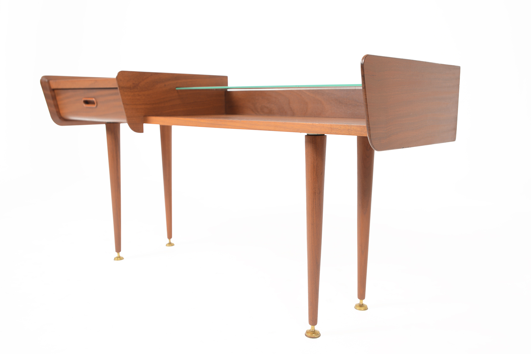 Contemporary Foyer Entry : Belgian modern entryway table mid century mobler